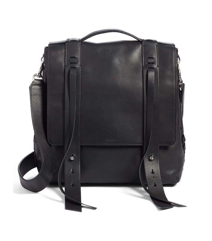 All Saints Fin Shoulder Backpack