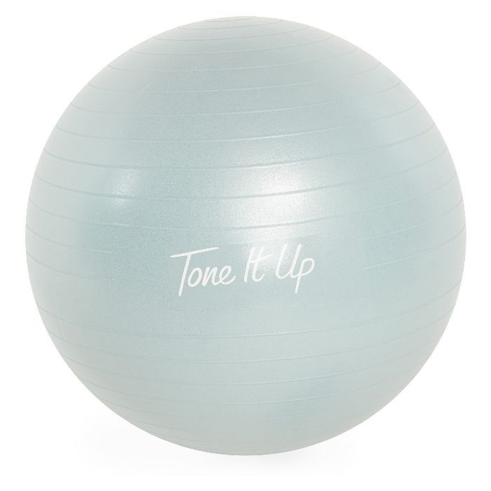 Tone It Up Exercise Ball and Pump Set