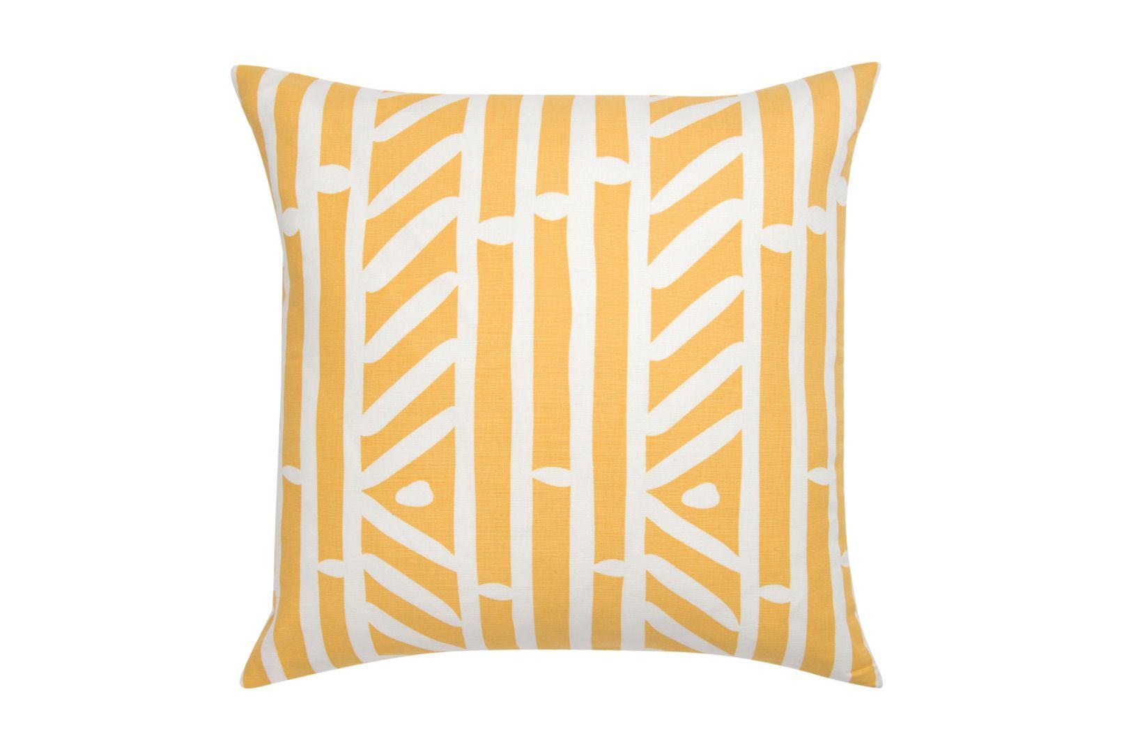 Yellow Candu Pillow