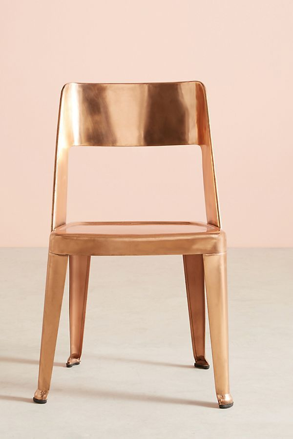 Anthropologie Spenser Stacking Chair—Midcentury Modern Living Rooms