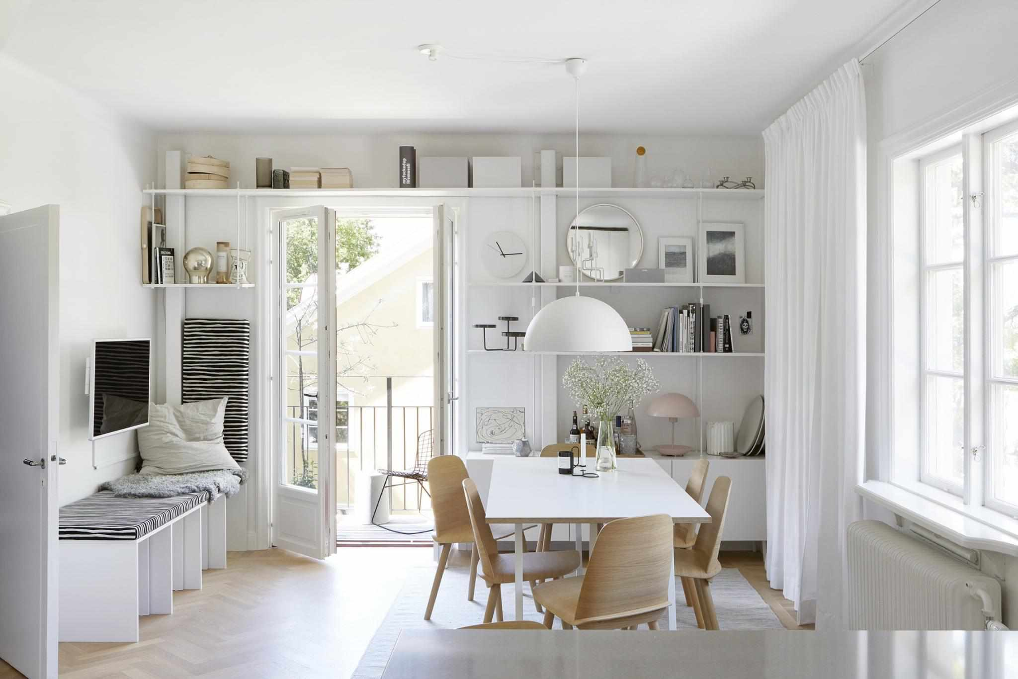 How to Make the Most of a Tiny Apartment