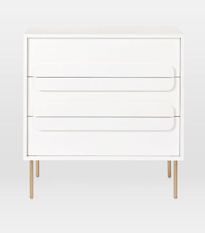 Gemini 3-Drawer Dresser