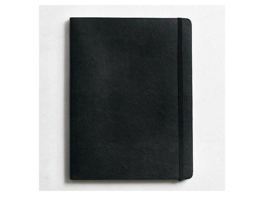 Extra Large Soft Cover Ruled Moleskine Journal
