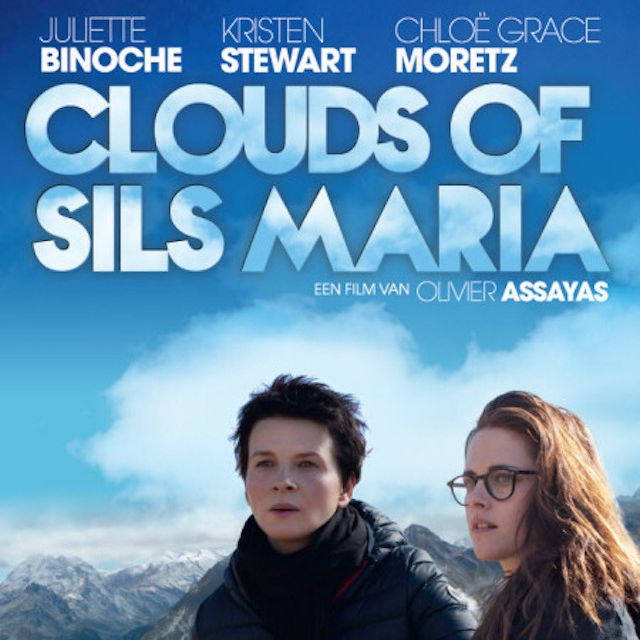 Clouds of Sils Maria (2015)