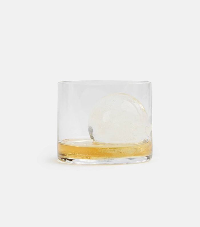 Deborah Ehrlich Simple Crystal Rocks Glasses (Set of Two)