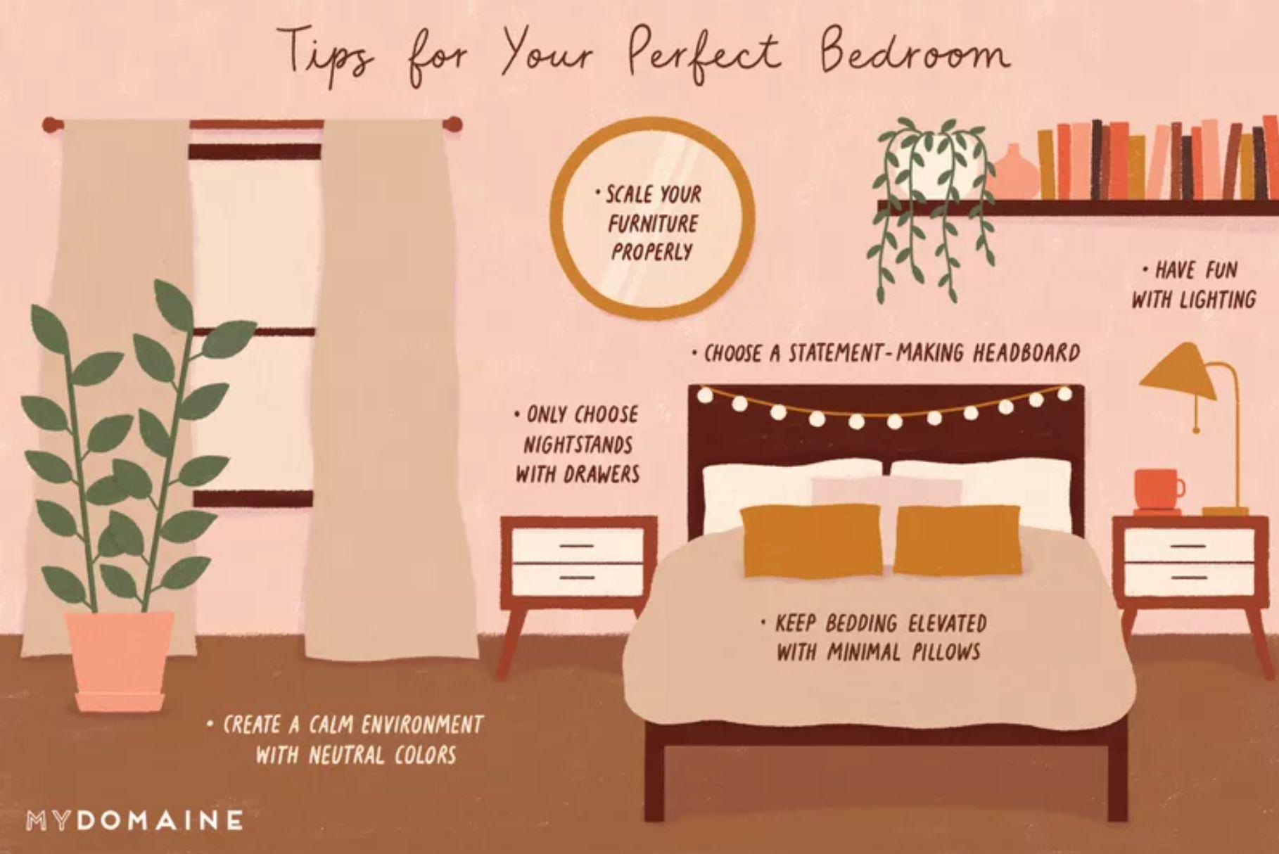 12 Bedroom Decorating Mistakes Interior Designers Notice