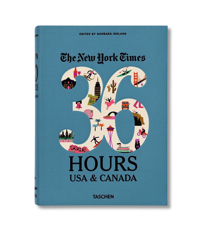 The New York Times: 36 Hours USA & Canada Things to Do Before a Flight