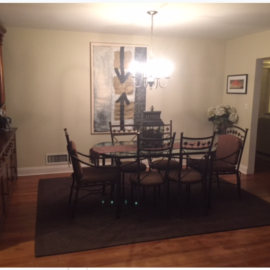 Makeover of the Week: How One Designer Breathed New Life Into a Dreary Dining Room