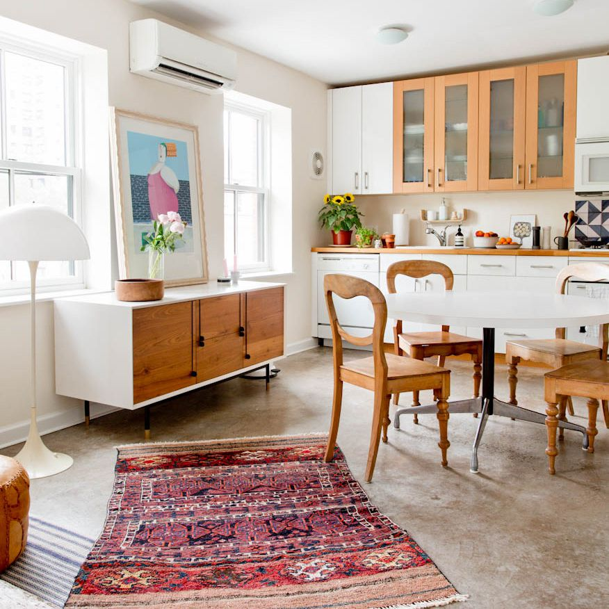 Here S How To Organize A Small Kitchen Without A Pantry