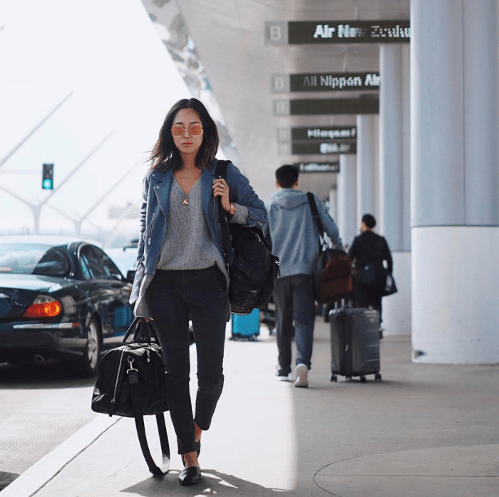 aimee song—how to get airport lounge access