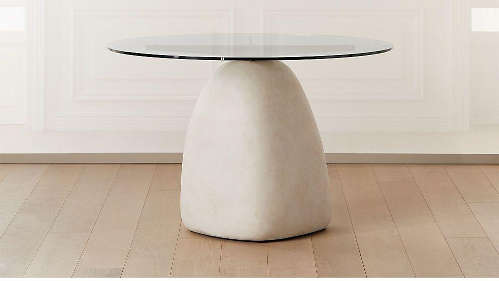 CB2 Stone Table Round