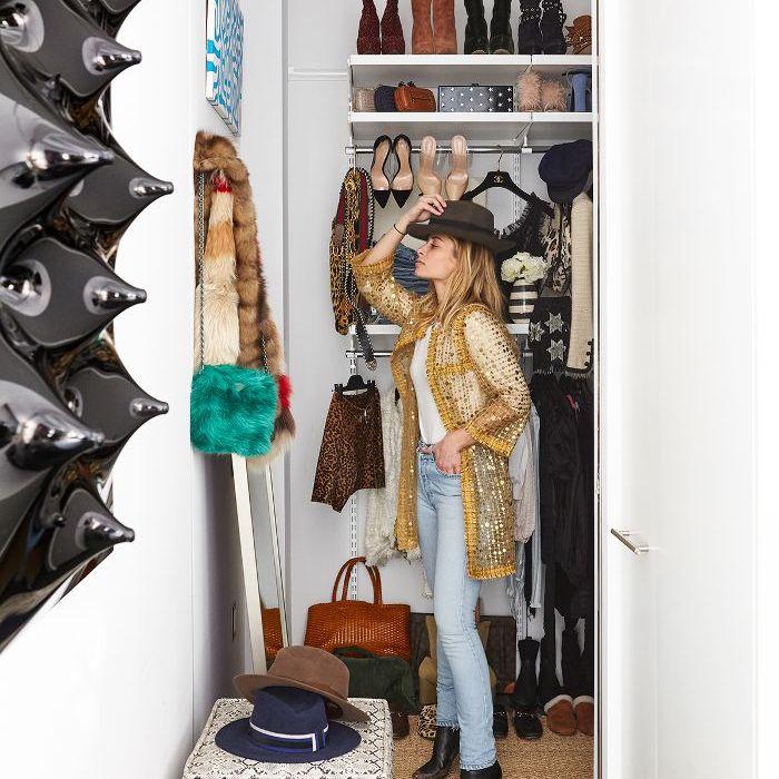 Jessica Schuster Home Tour—Closet