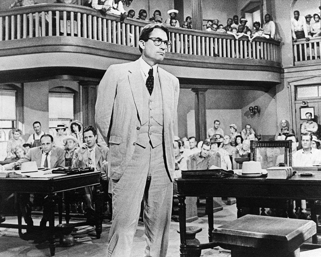 best black and white movies - to kill a mockingbird