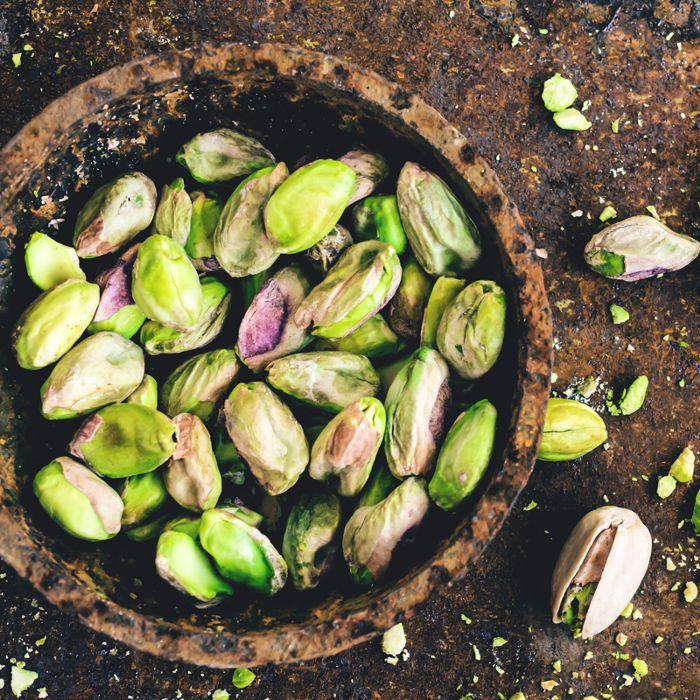healthy pistachios