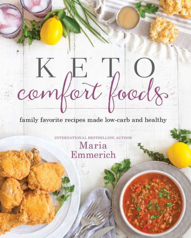 Best Healthy Cookbooks—Maria Emmerich