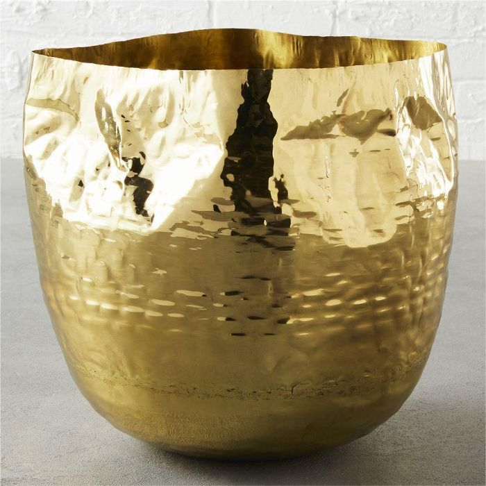 liquid large brass basket
