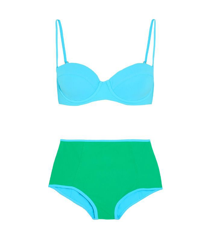 Two-tone Bikini