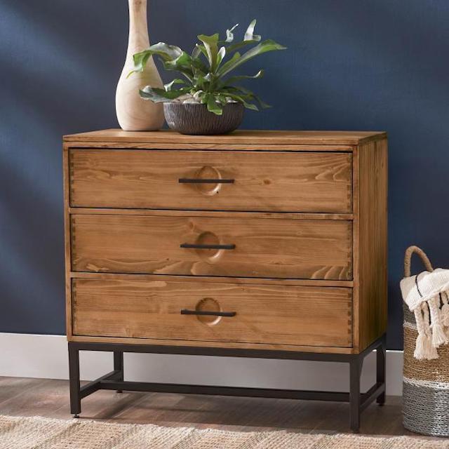 Grandin Road Barrington Dresser