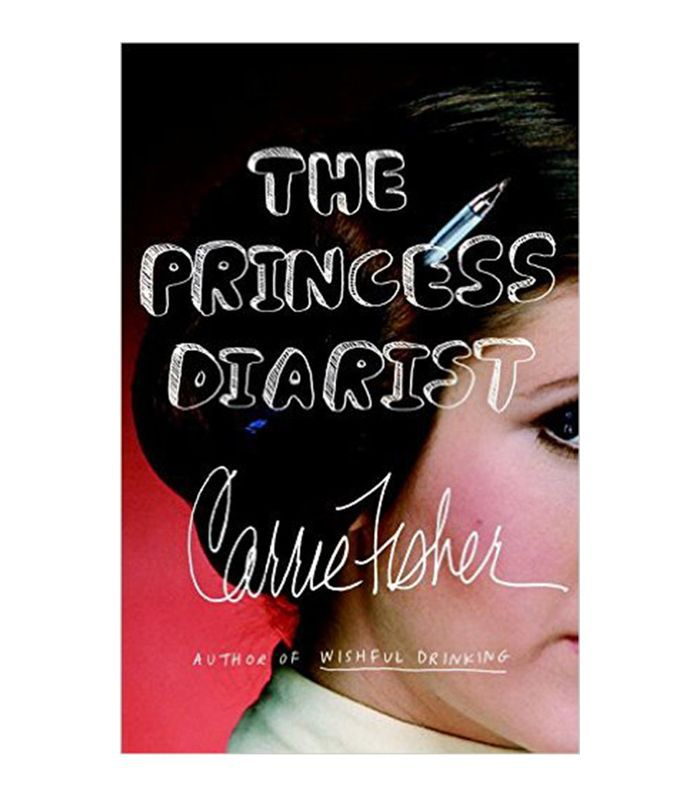Carrie Fisher The Princess Diarist Best Books for Long Flights