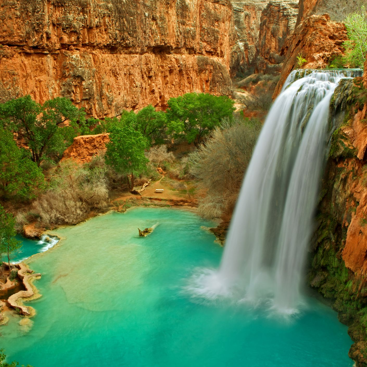 You'll Definitely Want to Go Chasing Waterfalls When You See These Stunners