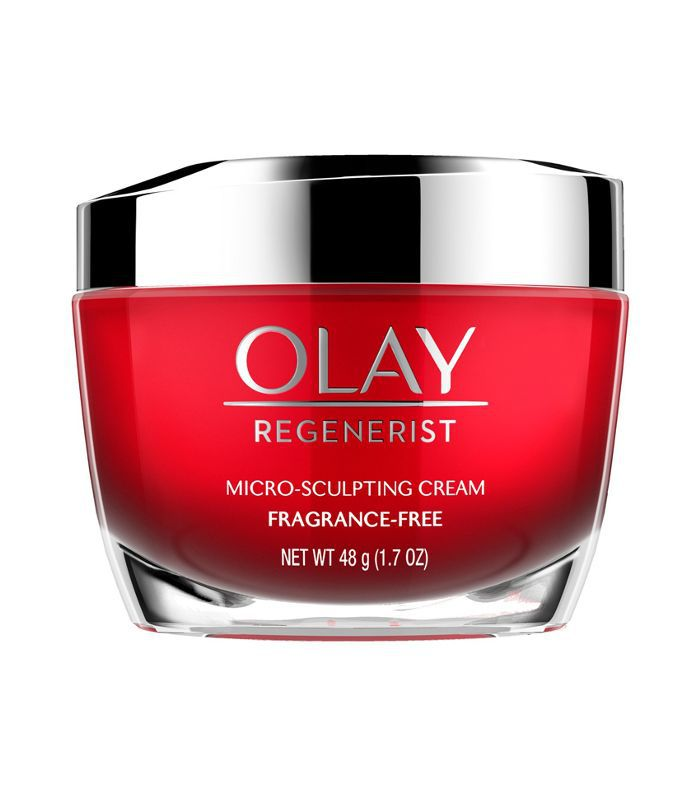 Olay Regenerist Micro-Sculpting Cream Face Moisturizer Best skincare products for 40 year olds
