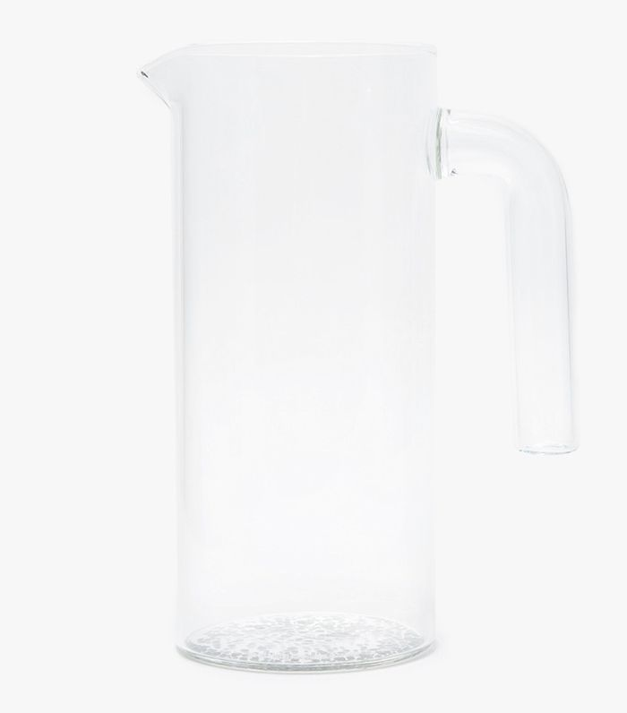 Speckled Pitcher - Grey
