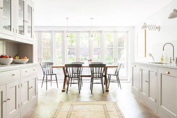 Flooring Trends — Herringbone Hardwood