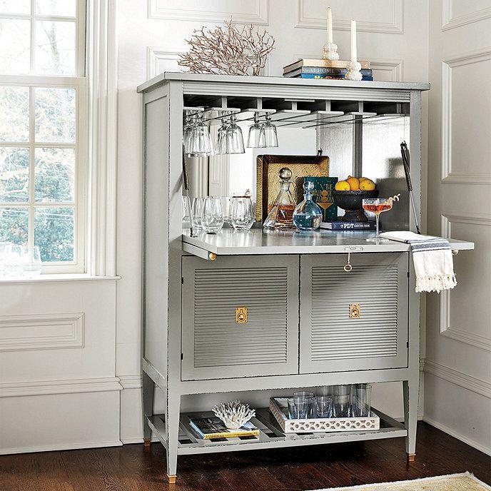 Ballard Designs Biaggi Bar Cabinet
