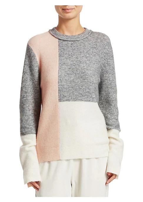 Lofty Colorblock Sweater
