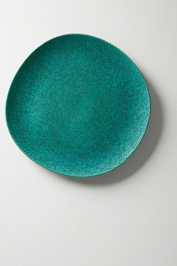 Anthropologie Zoysia Dinner Plate