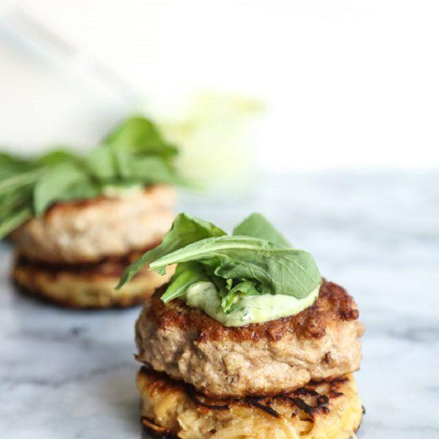 Best Paleo Recipes - Feed Me Phoebe, Ramen Burger