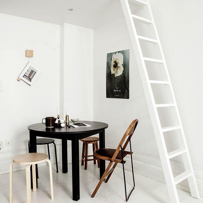 Studio Apartment Ideas Dining Area