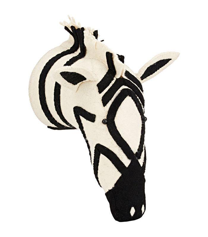 Fiona Walker Zebra Wall Décor