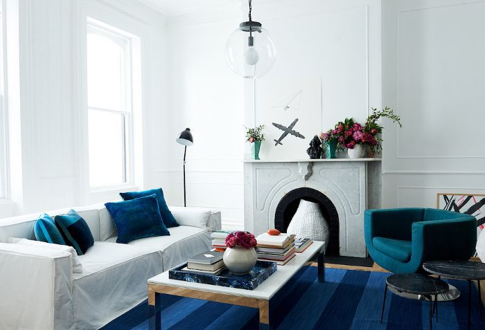Ideas de luz colgante de sala de estar