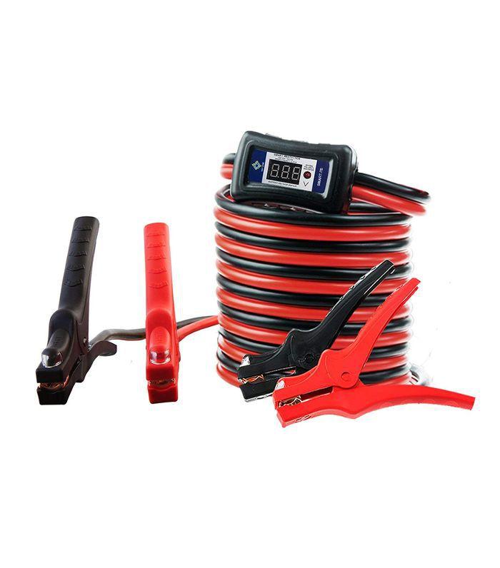 NoOne LED Light Booster Jumper Cables