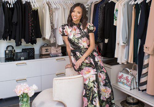 lisa adams la closet design