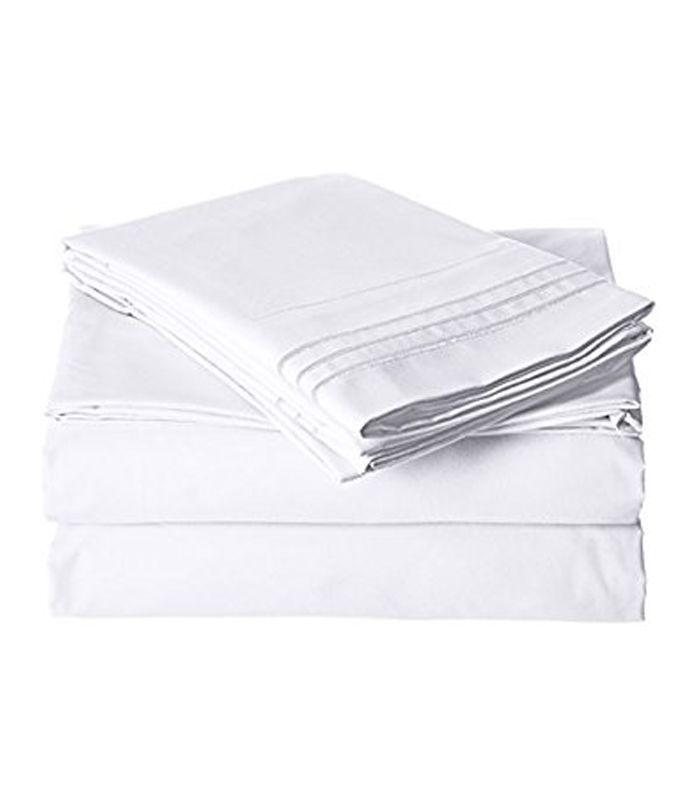 Mellanni Bed Sheet Set 25