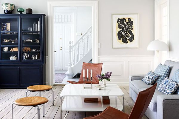 Move Over All White This New Decor Trend Has The Scandinavian Stamp Of Approval