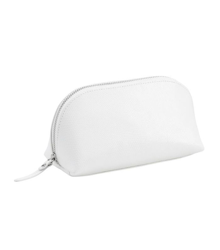 McKenna Leather Case - White