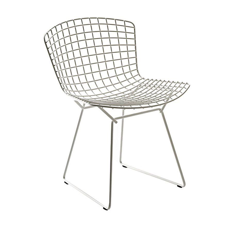 Bertoia Side Chair in Chrome