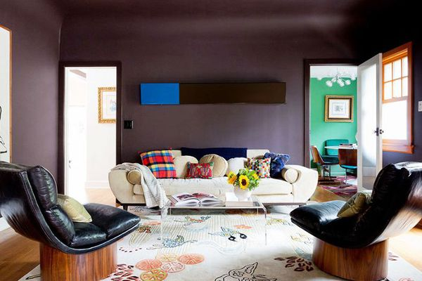 These Are The 11 Best Paint Colors For Dark Rooms