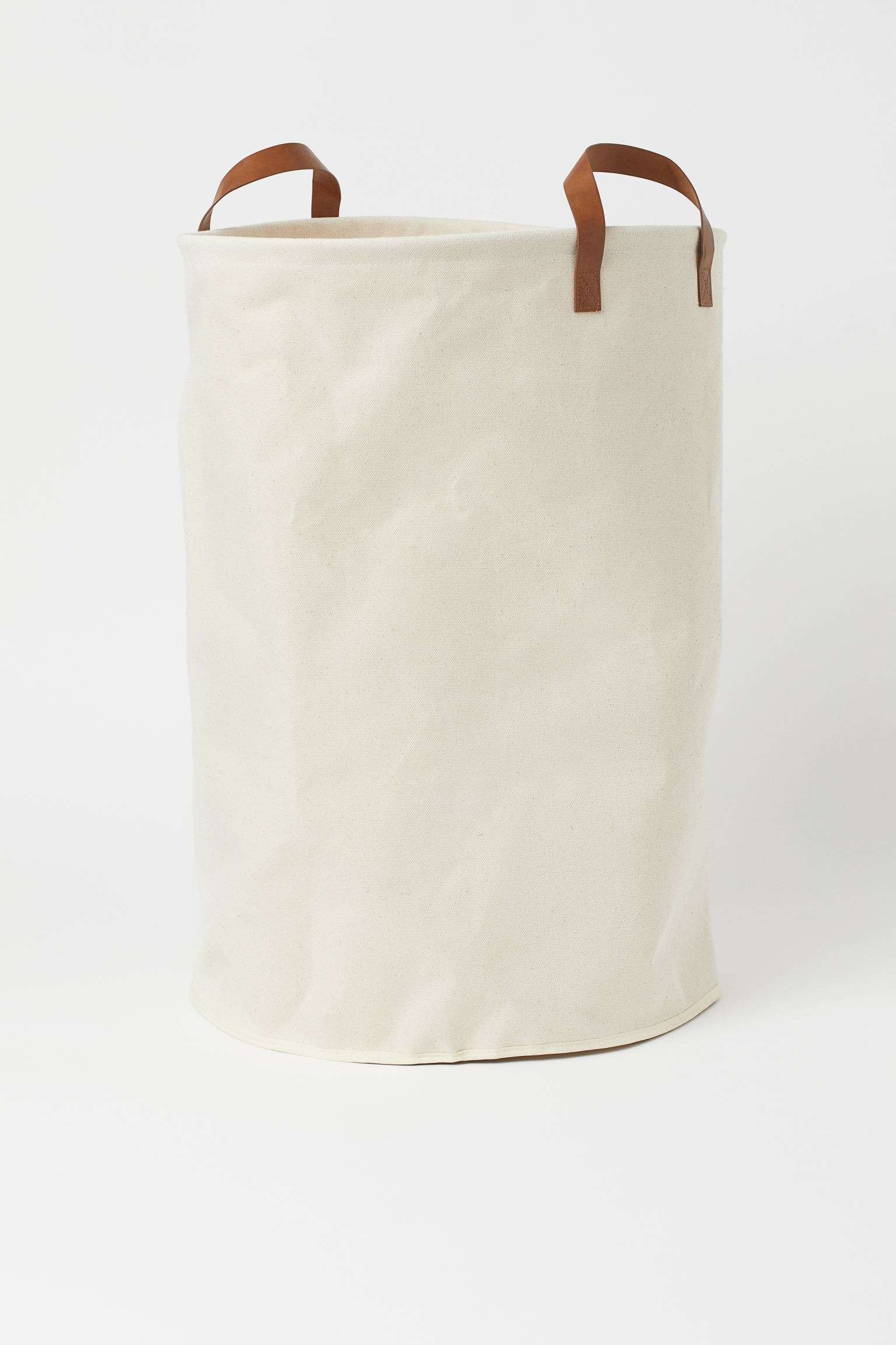 cotton twill laundry bag