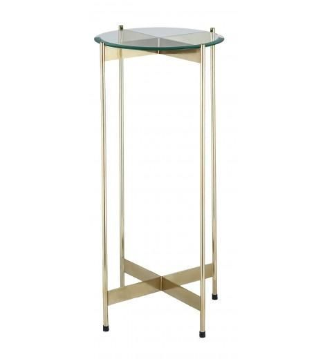 Jayne Accent Table, Gold