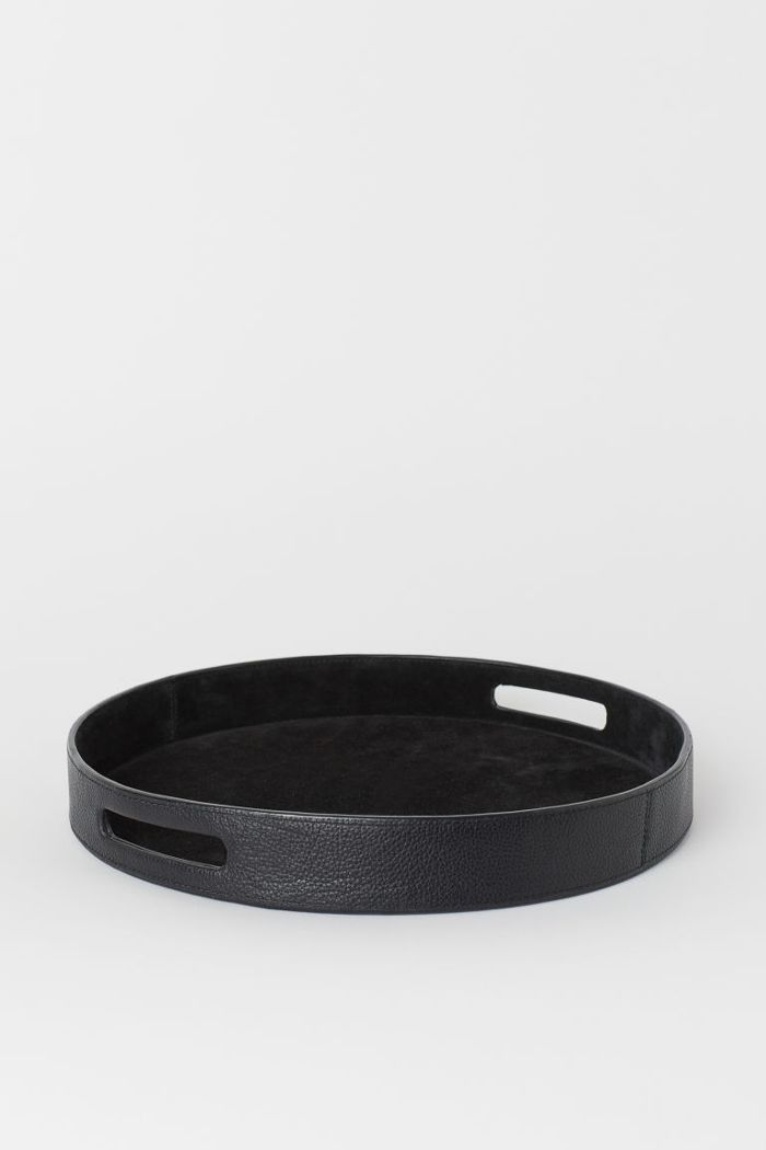 H&M Leather Tray
