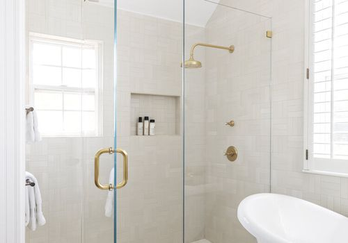 The Easiest Way To Clean Glass Shower Doors, Shower Stall Glass Doors Clean