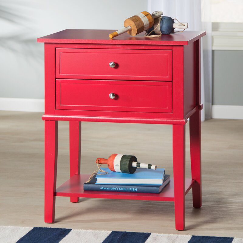 Beachcrest Home End Table