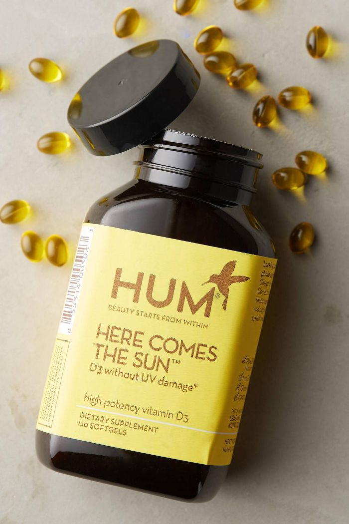 Hum Nutrition Here Comes the Sun Supplements