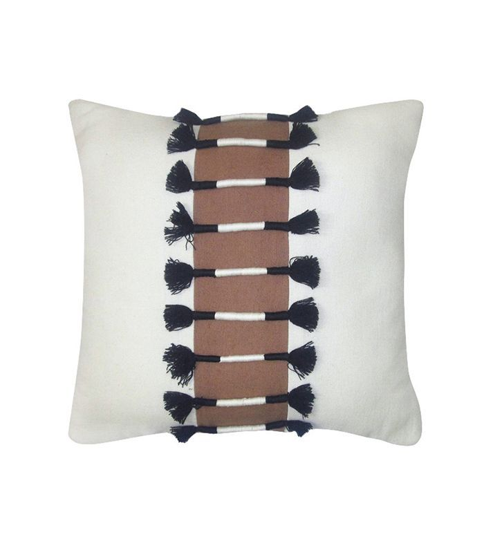 Nate Berkus for Target Corded Tassel Throw Pillow