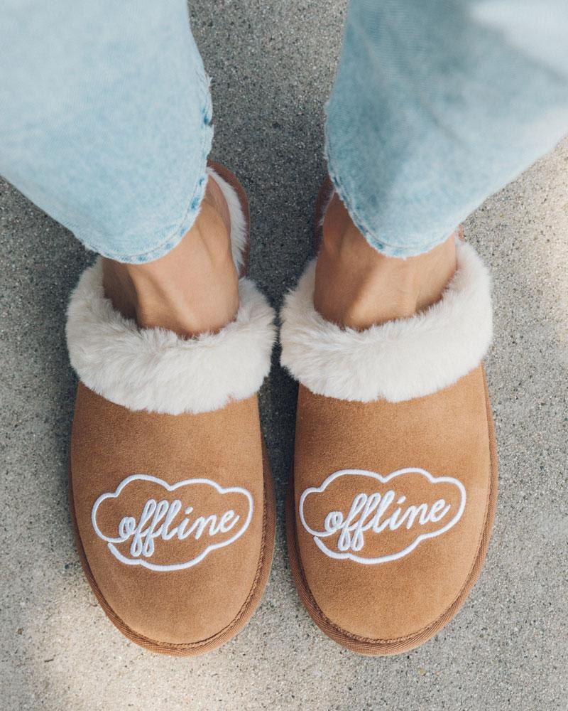 Offline Cozy Slippers