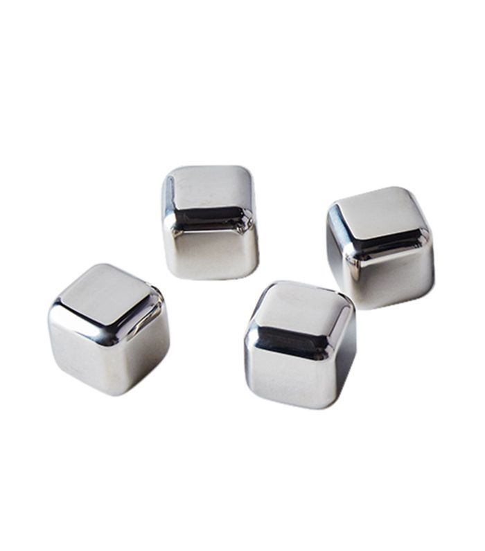 Sparq Home Stainless Steel Whiskey Cubes